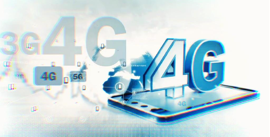 categorías móviles 2G 3G 4G